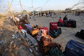 Egipto abre el paso de Rafá en ambas direcciones para un periodo de tres días