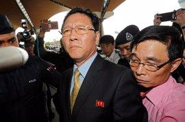 El embajador de Corea del Norte declarado 'persona non grata' abandona Malasia