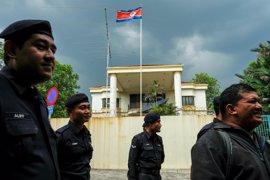 La Policía de Malasia clausura la misión diplomática de Corea del Norte tras la expulsión de su embajador