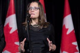 """Canadá advierte de un posible intento de """"desestabilización"""" desde Rusia y extiende su misión en Ucrania"""