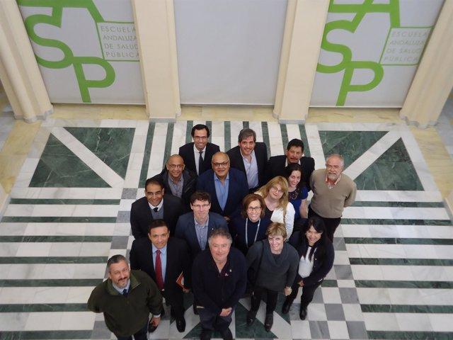 Consultores Organización Panamericana de Salud