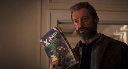 ¿Son reales los cómics de X-Men que aparecen en Logan?