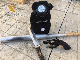 Desmantelado en La Rioja un grupo criminal dedicado al robo de viviendas en la comunidad riojana y en Navarra