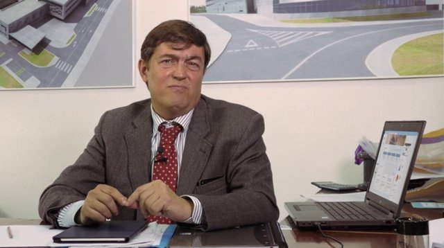 Alfonso de Carlos, gerente de Gispasa