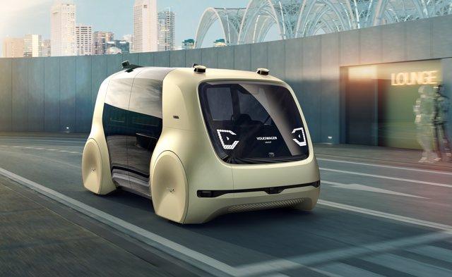 Prototipo Sedric de Volkswagen