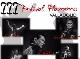 III Festival Flamenco este sábado en Valladolid