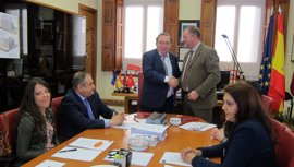 UMU crea una nueva sede permanente en Totana, con un posible curso que  pondría en valor La Bastida y La Almoloya