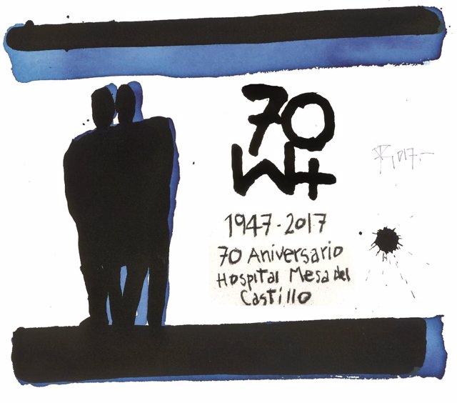 El Hospital Mesa del Castillo conmemora su 70 aniversario