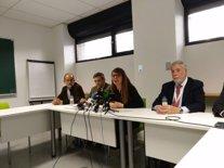 La tinent d'alcalde de Barcelona Janet Sanz