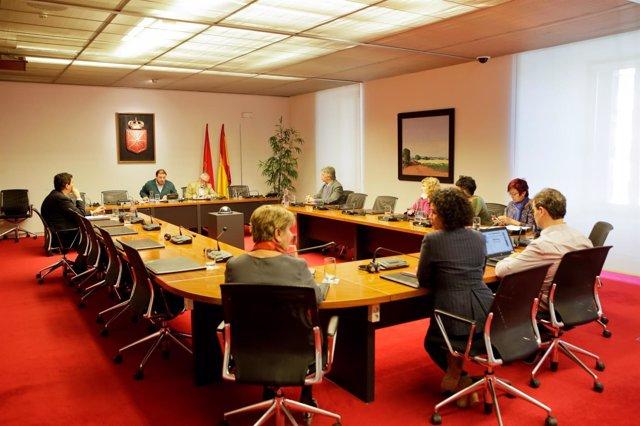 Comisión de investigación sobre Caja Navarra