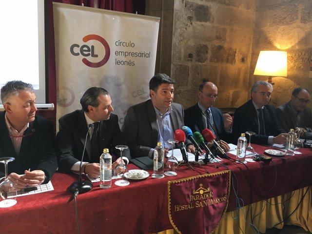 Convenio entre CEL y Abuntia Europa.