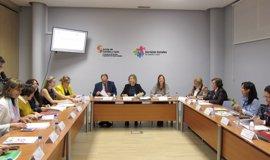 García ve una oportunidad un Pacto de Estado contra la violencia de género que se aborda el jueves en el Senado
