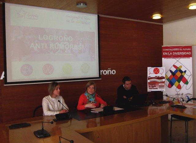 Corres presenta la iniciativa anti rumores