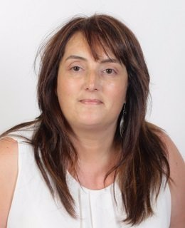 Elvira García, senadora de Podemos por Alava