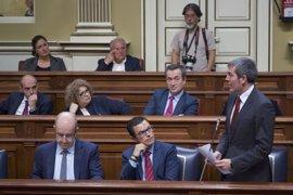 """Clavijo rechaza la armonización fiscal y apela a la """"complicidad"""" con Canarias para mejorar la financiación"""