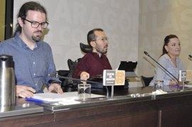 Echenique dice que los Presupuestos responderán al modelo del PSOE