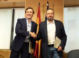 """Ciudadanos sugiere que Rajoy """"no es de fiar"""" por no impulsar la investigación que pactó sobre del PP"""