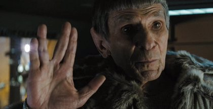 ¿Resucitará Star Trek al Spock de Leonard Nimoy con CGI?