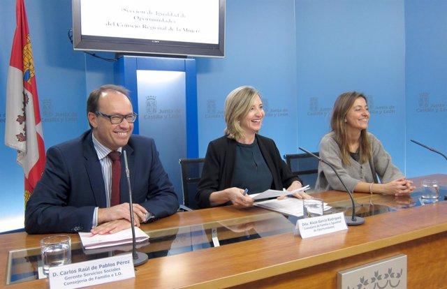 Presentación de la 'Agenda para la Igualdad de Género 2020'