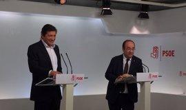 """Iceta niega que el PSC pierda soberanía: el acuerdo con el PSOE habla de """"consensuar"""" no de """"acatar ni tutelar"""""""