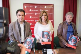 Susana Díaz urge al Gobierno a cumplir el acuerdo de acogida de refugiados y ayuda en Siria
