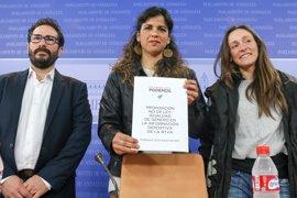 """Podemos reclama a RTVA medidas concretas para visibilizar el deporte femenino, ahora """"invisibilizado"""""""