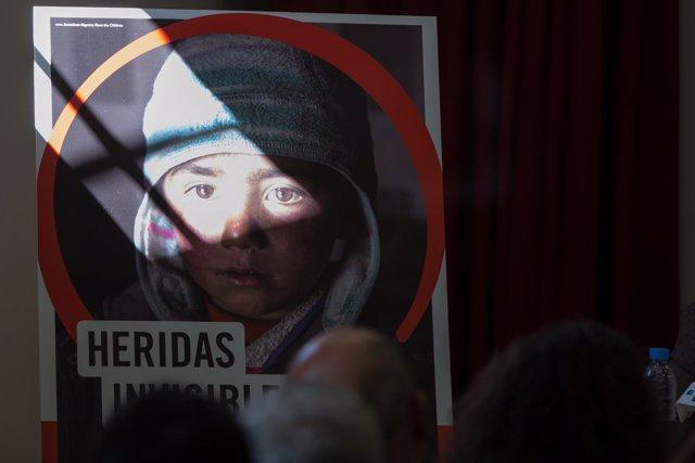 Presentación en Sevilla del informe 'Heridas invisibles'