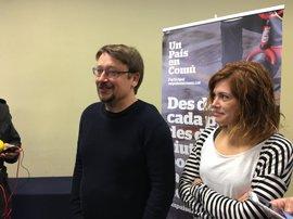 En Comú no ve diferencias insalvables con Podem para la creación del nuevo partido catalán