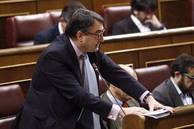 Aitor de Esteban en el Congreso