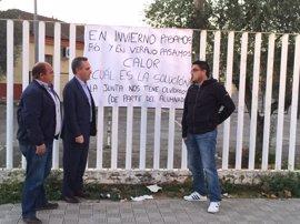 El PP insiste en la demanda de un nuevo IES para Benacazón y reclama cumplir la PNL aprobada en 2016