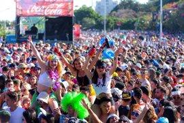Más de un millón de personas disfrutan del Carnaval de Santa Cruz de Tenerife
