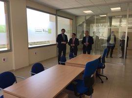 Diputación pone a disposición de emprendedores seis nuevos espacios en la UJA para iniciar su actividad