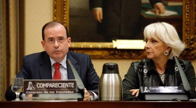 El presidente de CECE, Alfonso Aguiló