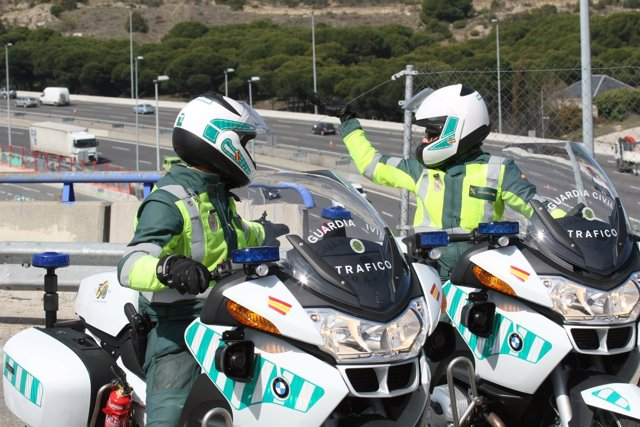 Guardia Civil recursos tráfico