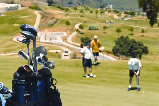 Turismo, gold, Costa del golf