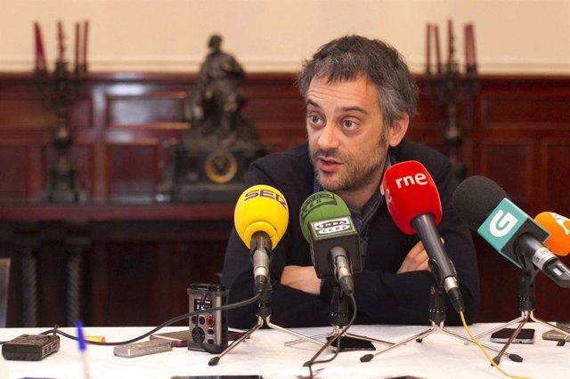 Declaraciones del alcalde de A Coruña.