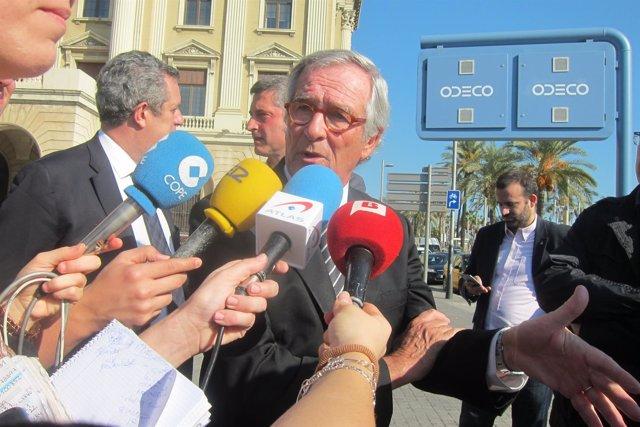El líder de CiU en el Ayuntamiento de Barcelona, Xavier Trias