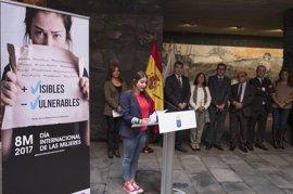 El Gobierno de Canarias pide que la igualdad esté por encima de individualidades y diferencias políticas