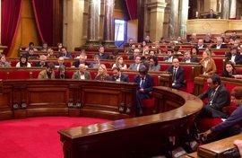 El pleno del Parlament aprobará este miércoles investigar la 'operación Catalunya'