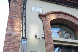Jóvenes de 'Pioneros' reivindican un mayor número de calles con nombre de mujer en Logroño