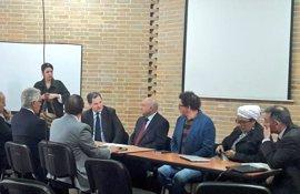 Gobierno y FARC se reúnen con la comisión que elegirá a los jueces de la justicia transicional