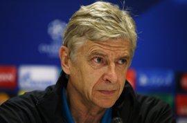 """Wenger: """"No conozco mi futuro, estoy aquí para hablar de fútbol"""""""