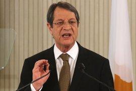 Anastasiades acusa a Turquía del estancamiento de las conversaciones sobre la unificación de Chipre