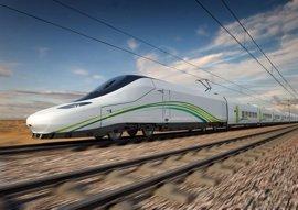 La vía provisional para la llegada del AVE a Murcia comenzará a instalarse en mayo
