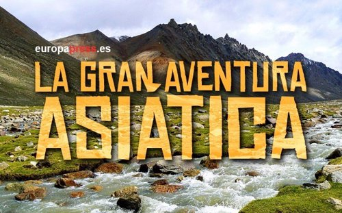 La gran aventura asiática