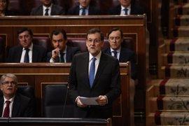 Rajoy pone en cuestión la comisión sobre financiación del PP y aconseja a Rivera no mirar al pasado