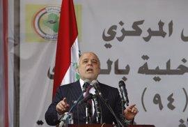 Al Abadi asegura que Irak seguirá atacando posiciones de Estado Islámico en Siria