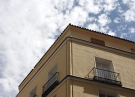 El precio de la vivienda subió un 0,8% en el cuarto trimestre