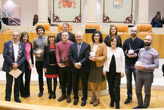 Nota Y Fotos Enrega De Premios Del 10º Certamen De Pintura