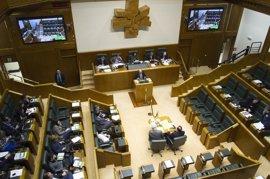 Parlamento vasco aprueba crear la Ponencia de Memoria y Convivencia sin el PP